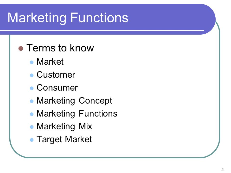 Is target marketing a marketing concept?