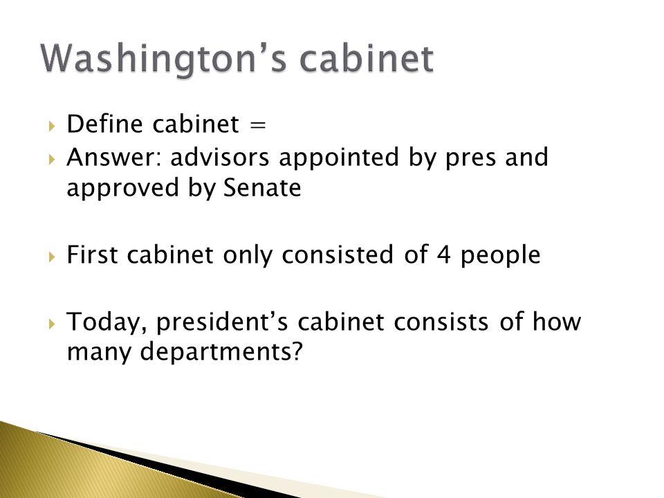 Charming 5  Define Cabinet ...
