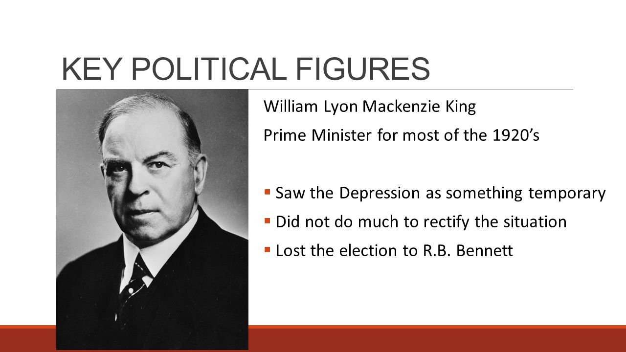 the history of william lyon mackenzie king as the canadian prime minister