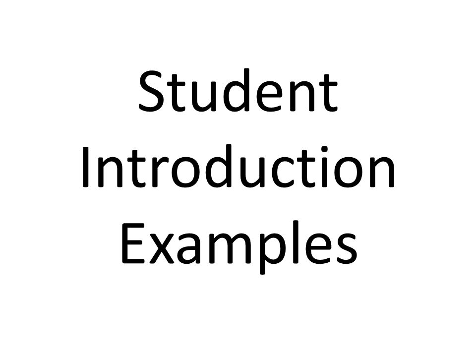review introduction to the expository essay steps to complete  3 student introduction examples