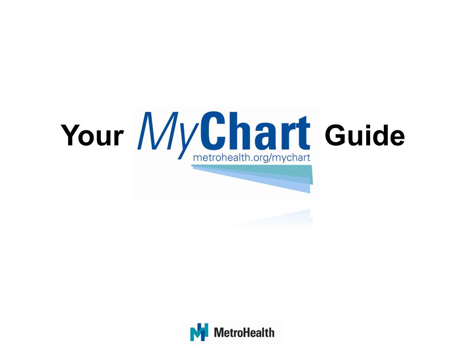 Your guide table of contents welcome to mychart 3