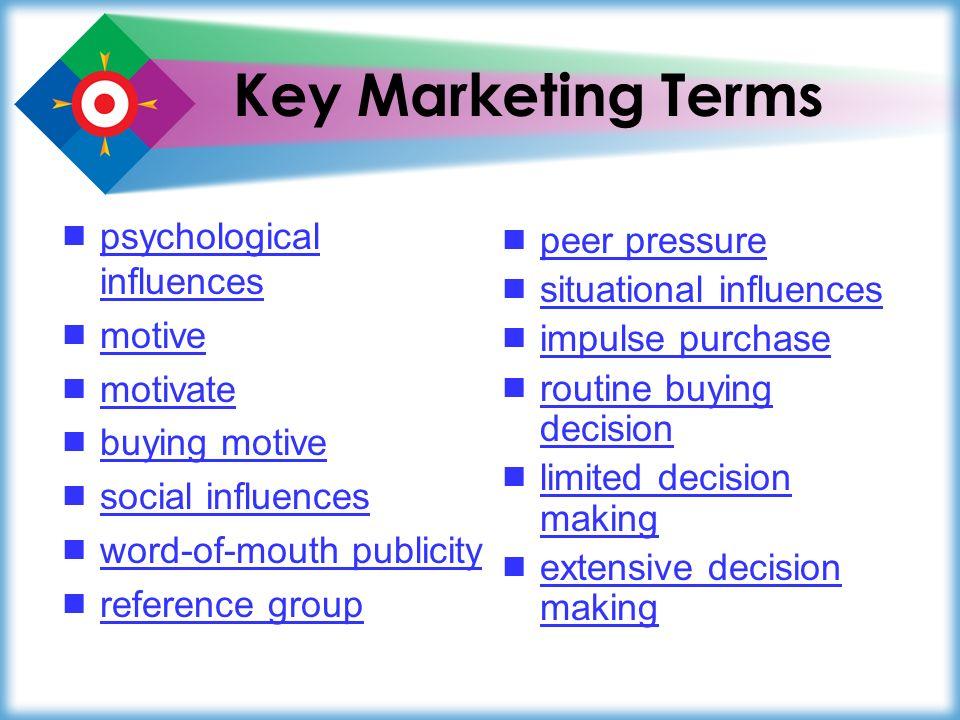 Marketing Dynamics Understanding Consumer Behavior. - ppt download