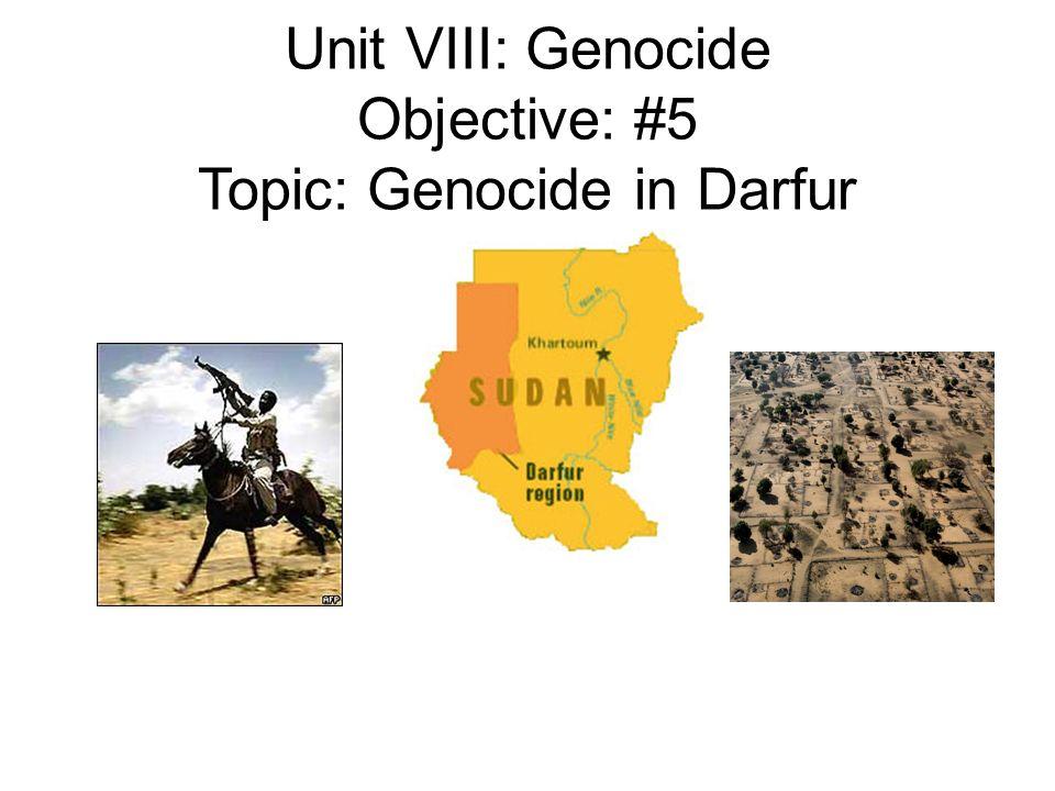 genocide paper essay