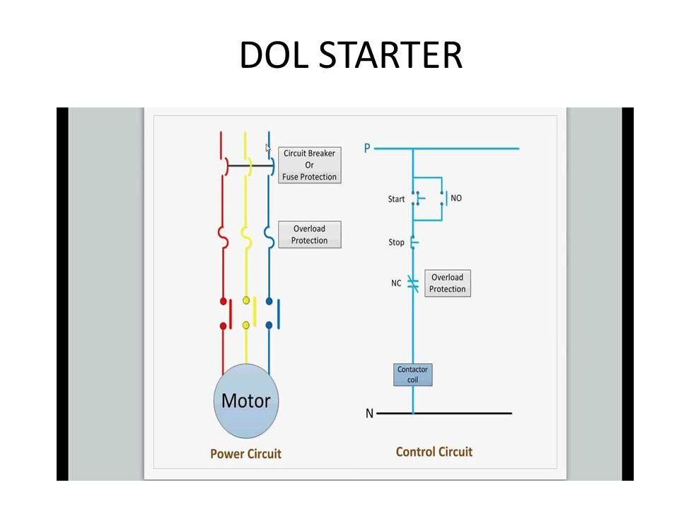 Dol Motor Starter Circuit Diagram - impremedia.net