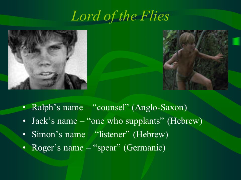 "character analysis of ralph and jack in lord of the flies by william golding In the book ""lord of the flies"" by william golding the character more about piggy character analysis - lord of the flies essay ralph, jack, piggy -lord of."