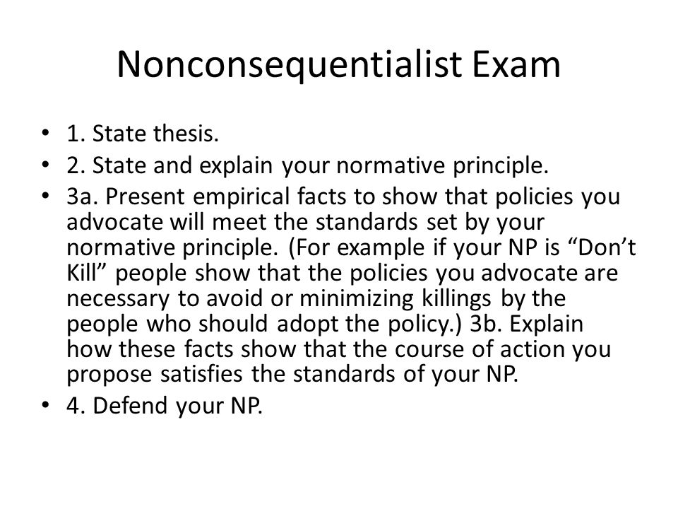 normative thesis - how genuine is the paradox of irrationality abstract: in light of interpreting a paradox of irrationality, vaguely expressed by donald davidson in the context of explaining weakness of will, i attempt to show that it contains a significant thesis regarding the cognitive as well as motivational basis of our normative practice.