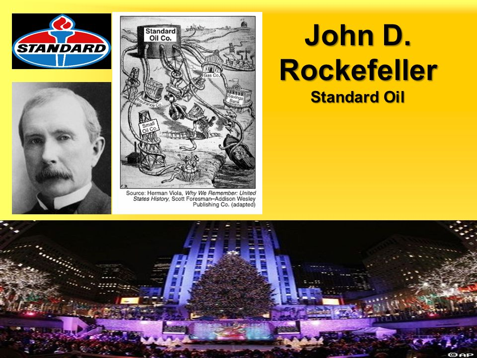 an introduction to john d rockefeller a robber baron Mr hull us history chapter 4 study guide learn with considered to be a robber baron who used ruthless tactics to eliminate other john d rockefeller.