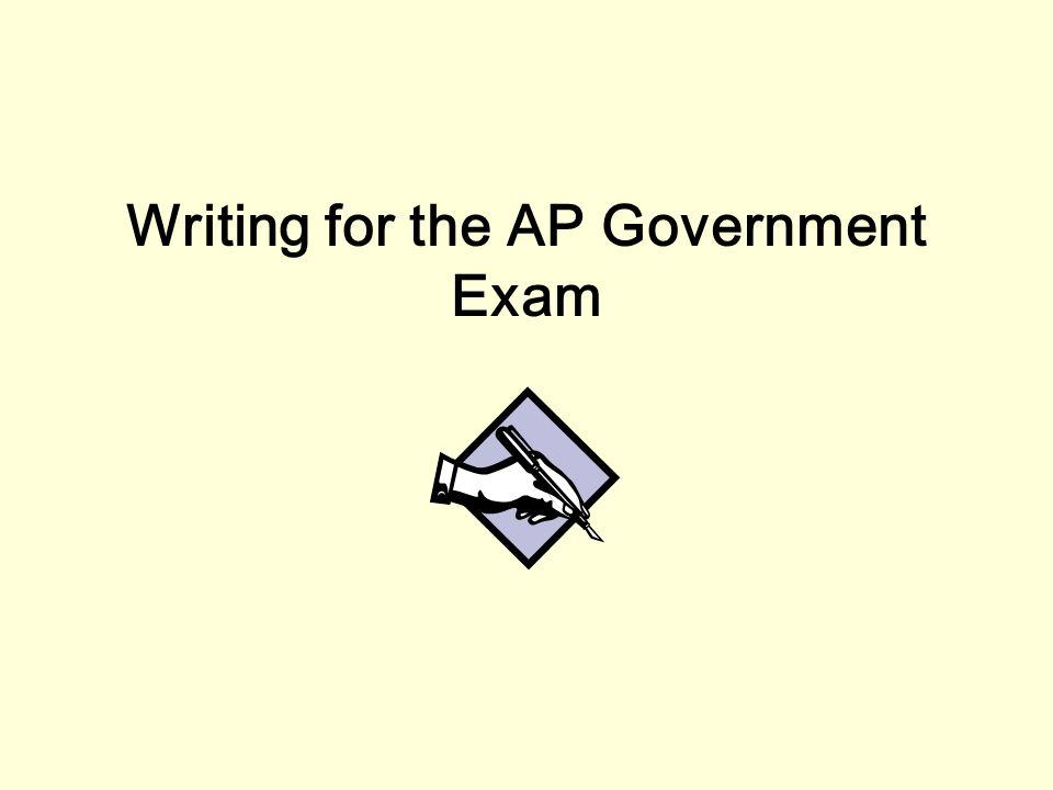 Type of essay writing