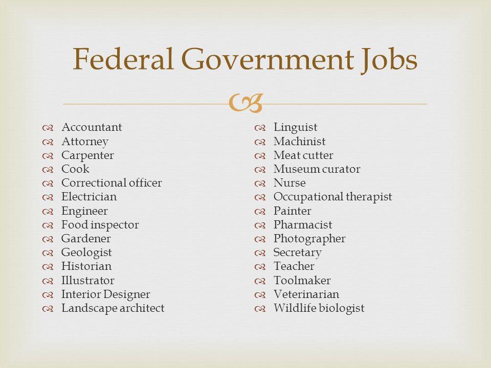 Entrepreneurship Military Careers Government Jobs