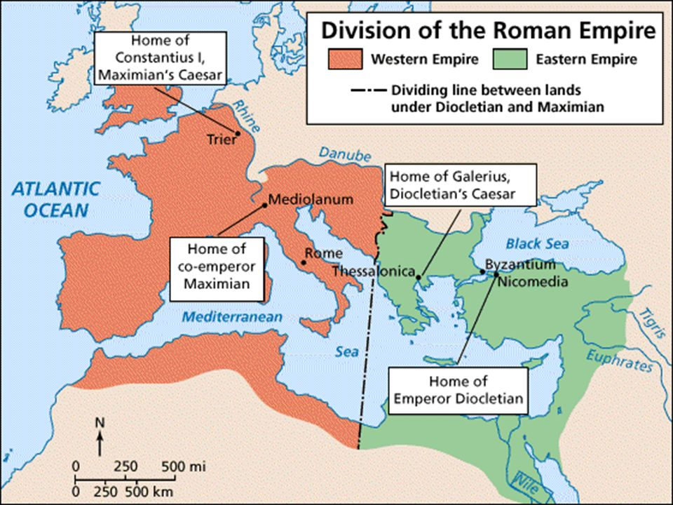 fall of western roman empire