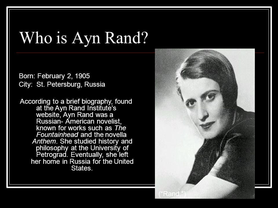 ayn rand voice of reason essays The voice of reason: essays in objectivist thought - ebook written by ayn rand read this book using google play books app on your pc, android, ios devices download for offline reading, highlight, bookmark or take notes while you read the voice of reason: essays in objectivist thought.
