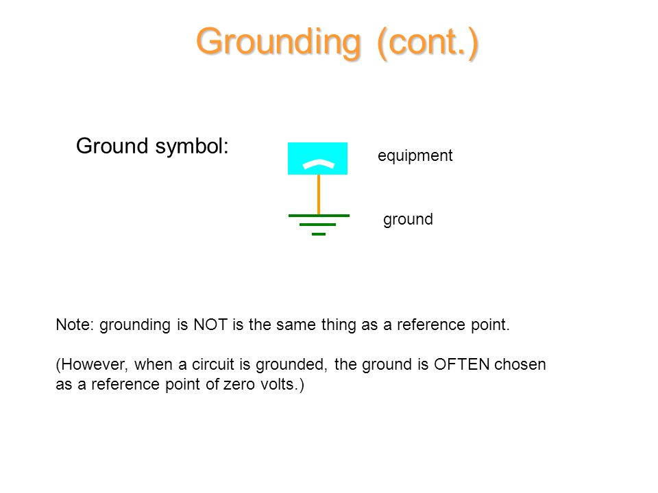 Amazing symbol for ground in electricity ornament electrical and wiring diagram ground symbol asfbconference2016 Image collections
