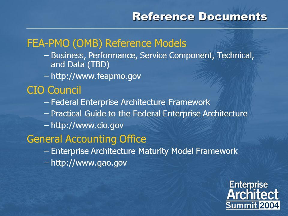 Federal enterprise bof rick murphy chief architect blueprint 4 reference documents malvernweather Choice Image
