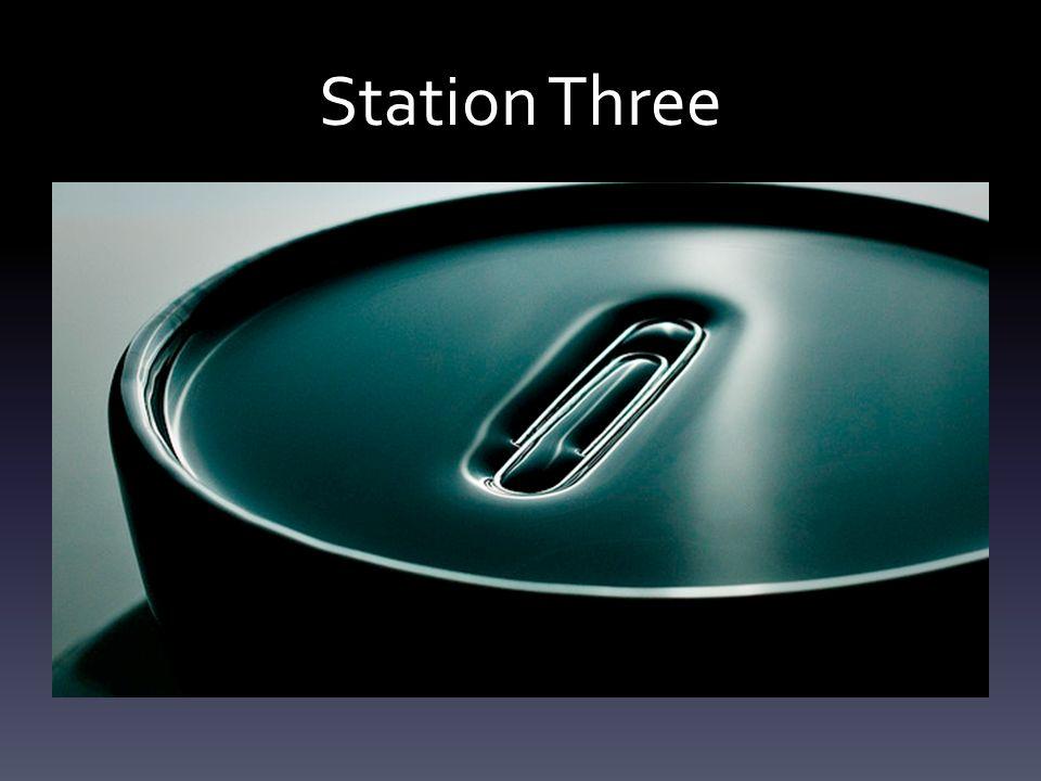 Station Three