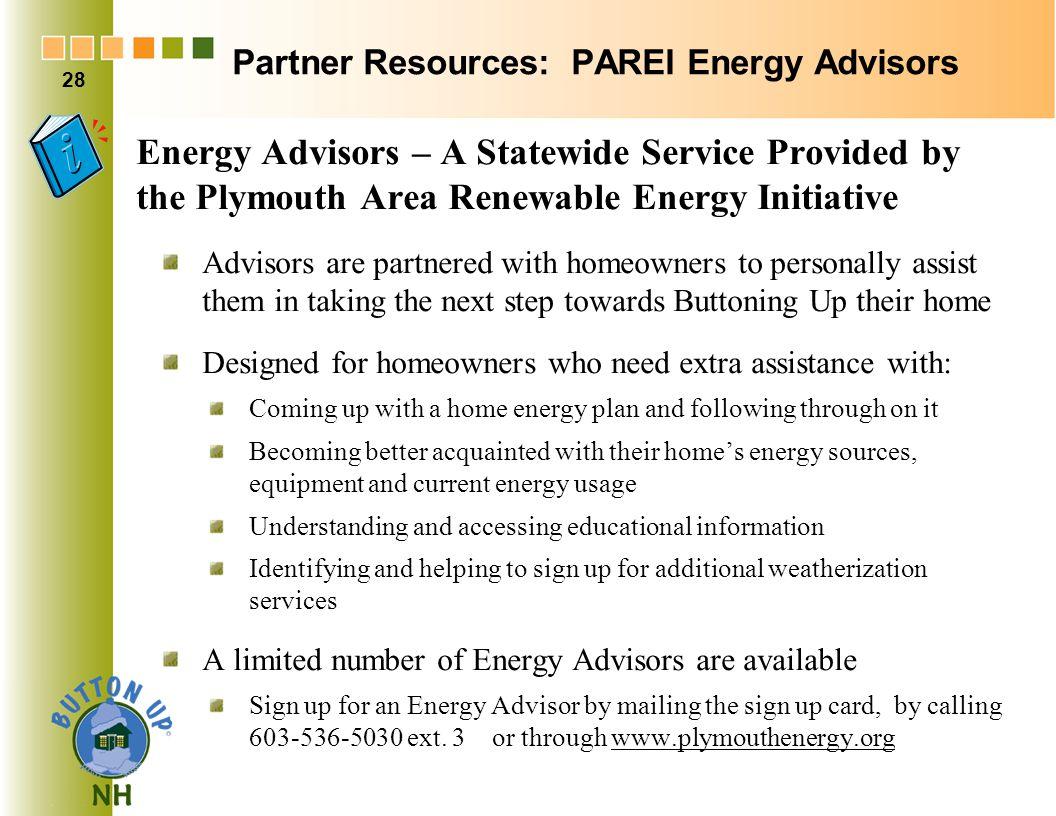 Home Energy Advisor. contact capital home energy. home energy ...