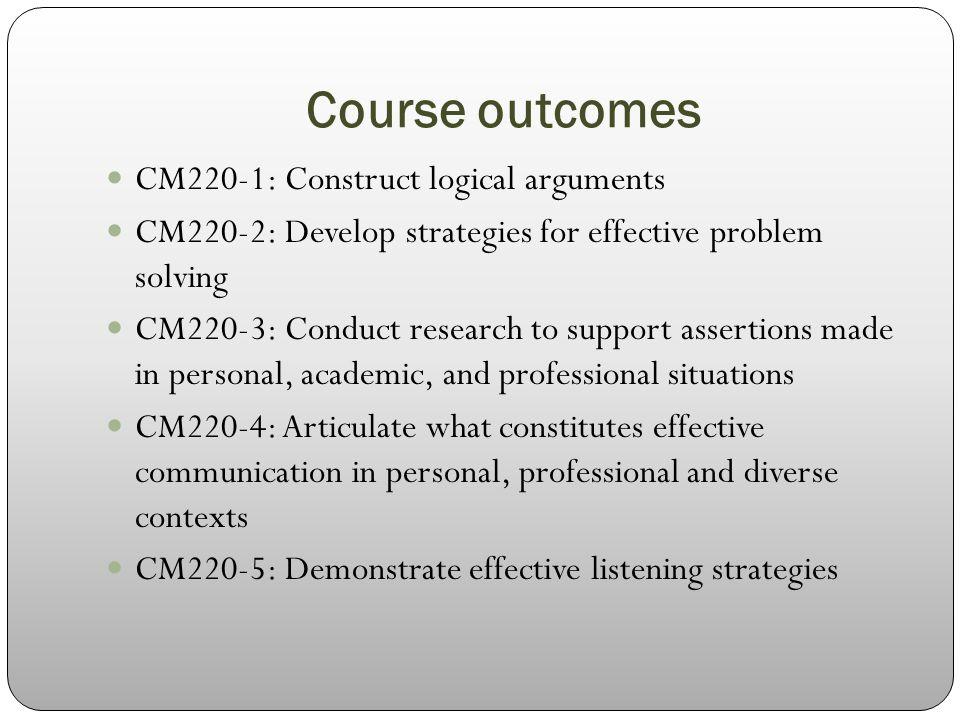 Writing composition course description