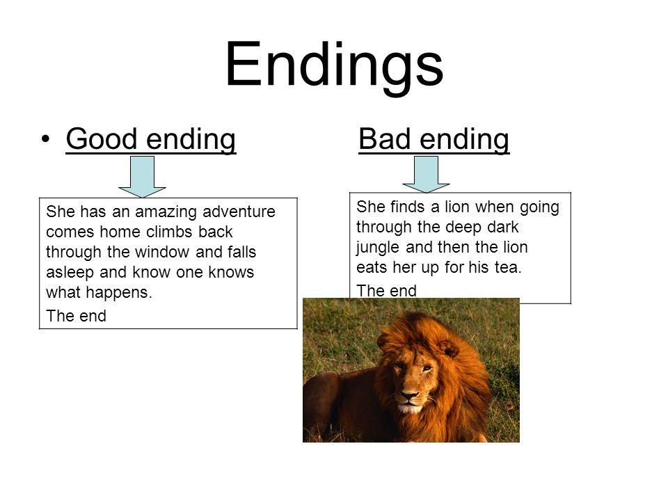 Resultado de imagen de story ENDING for children