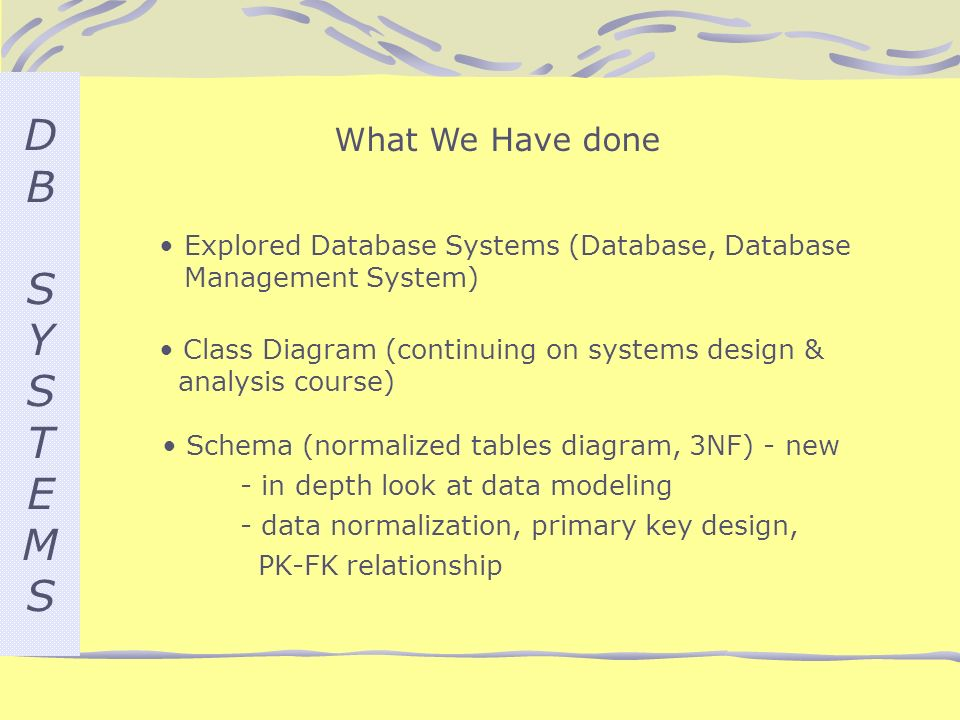 Mis 3500 database systems course summary 1 updated ppt download 2 dbsystemsdbsystems ccuart Choice Image