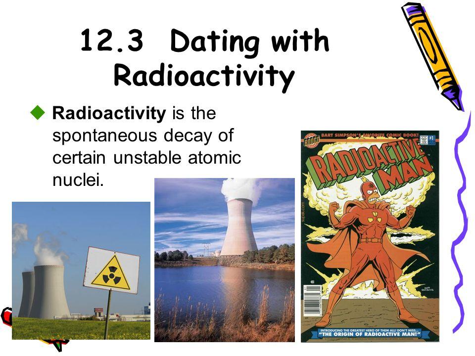 Earth Science 12.3 Hookup With Radioactivity