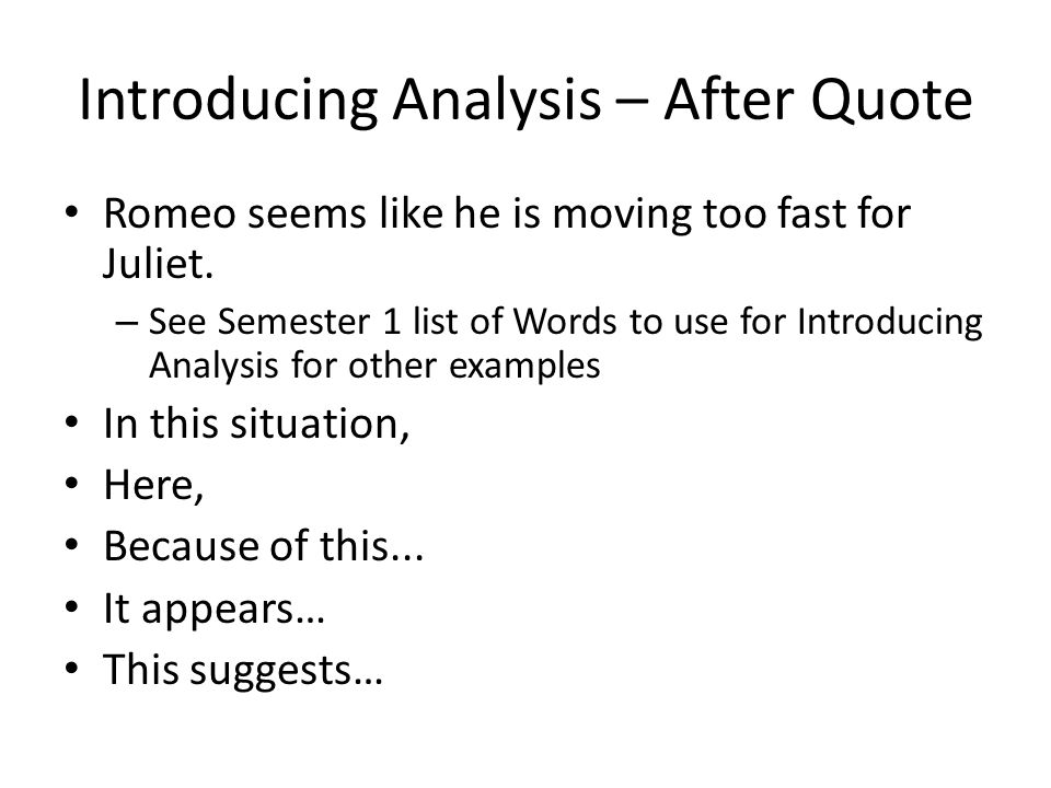 stating a quote in an essay Get an answer for 'how do you quote dialogue in an essay' and find homework help for other essay lab questions at enotes.
