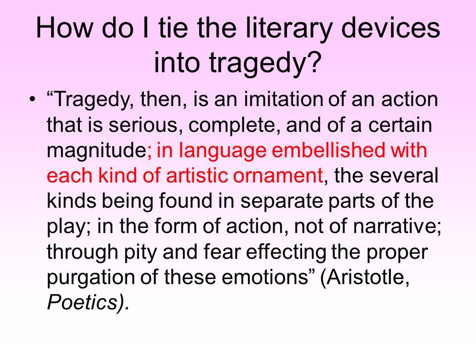 thesis describing the tragedy