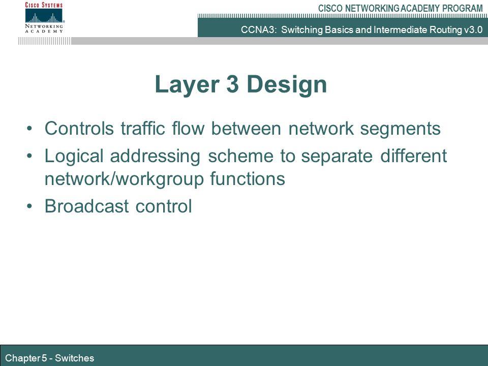ccna3 case study