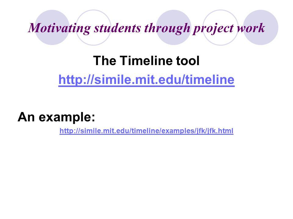 Motivating Students Through Project Work Adam Stpiski Ppt Download