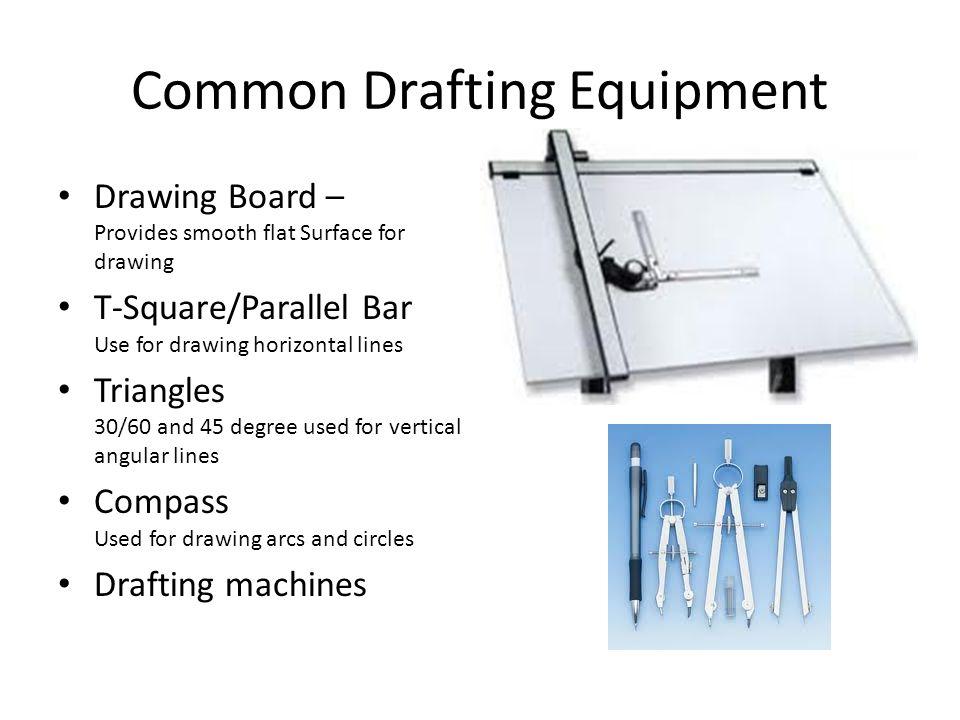 Module Drafting Equipment Identify Basic Drafting Equipment Ppt - Drafting equipment