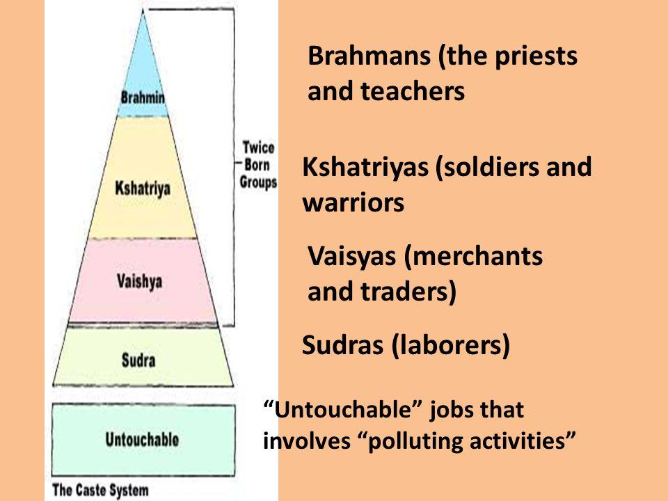 the caste system essay