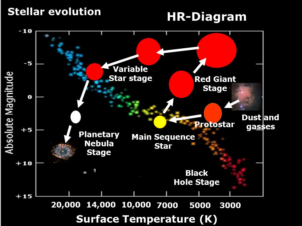 Classification of Stars HR diagram Objectives understand the – Hr Diagram Worksheet