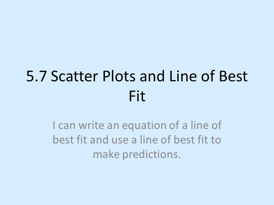 Scatter Plots And Lines Of Best Fit Worksheet Answers Bhbrinfo – Scatter Plots and Lines of Best Fit Worksheet