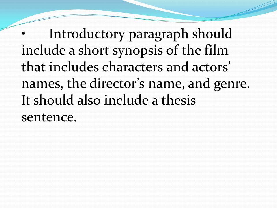 film study prince essay