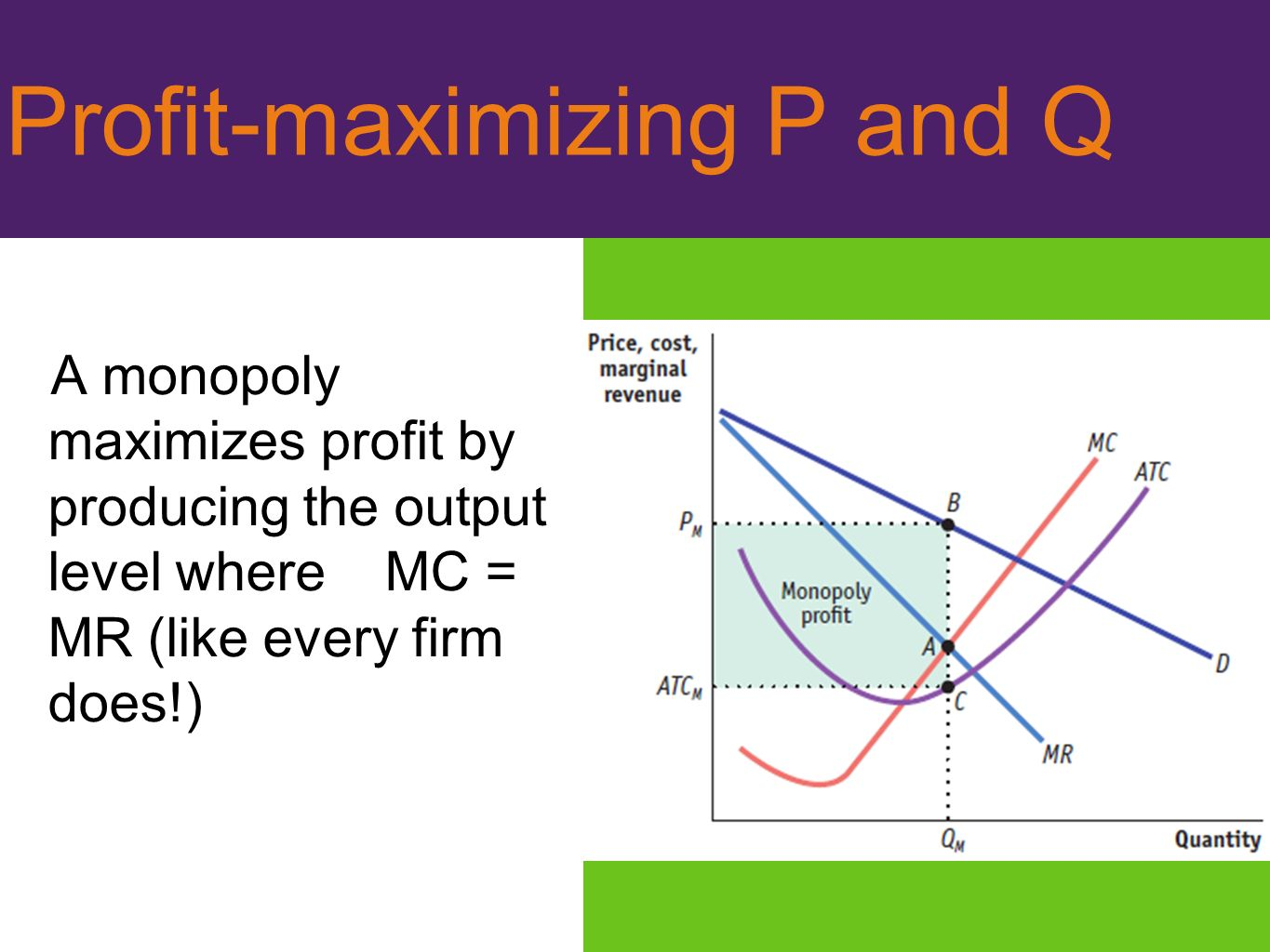 profit maximization an actual or theoretical objective Marketing practice test profit maximization objective 16 the actual freight cost from its plant to baltimore is $70/ton and from its plant to richmond is.