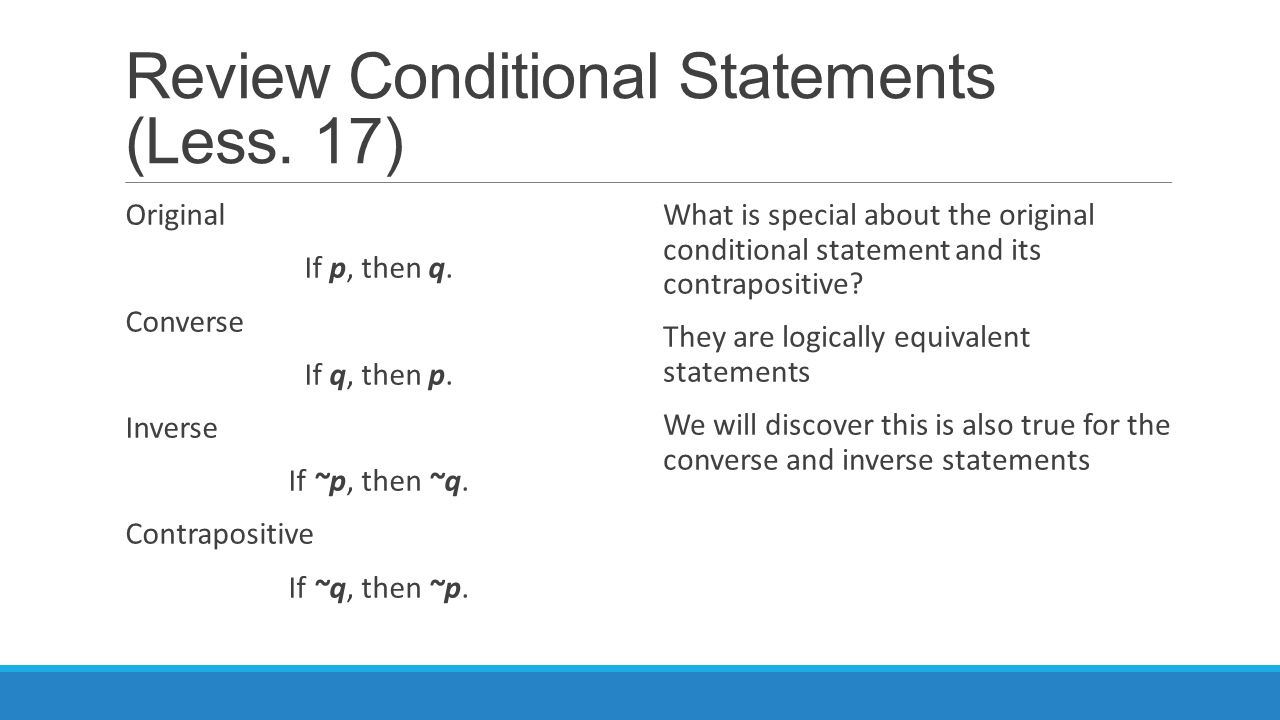 Worksheets Converse Inverse Contrapositive Worksheet lesson 20 interpreting truth tables review conditional statements 2 conditional