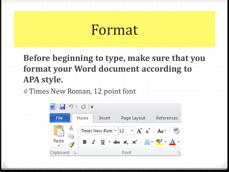 apa format for word document solid graphikworks co