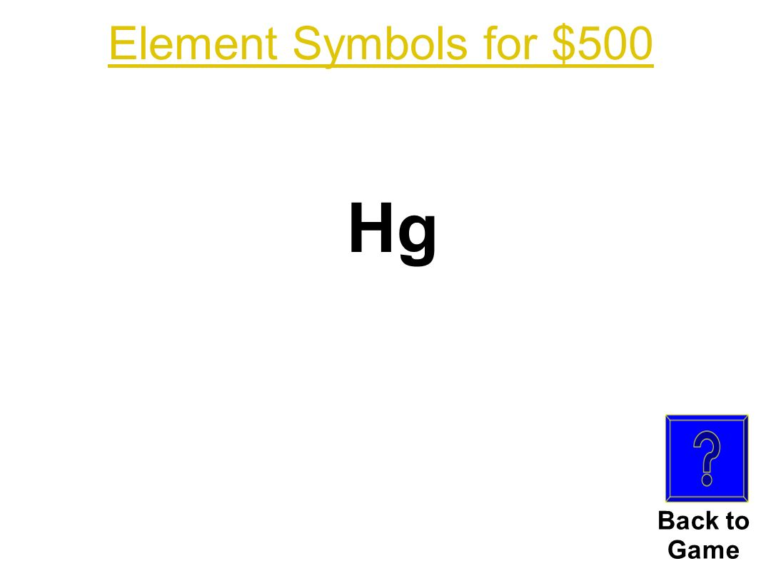 Adapted by t trimpe ppt download 24 back to game hg element symbols for 500 buycottarizona Gallery