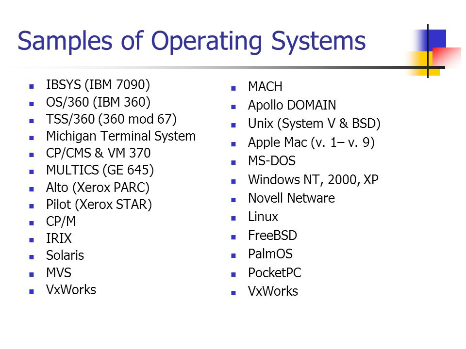 operating system basics The operating system is an essential part of a computer system it is an intermediary component between the application programsand the hardware the ultimate purpose.