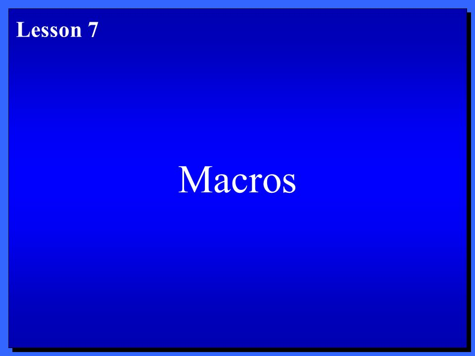 lesson 1 macro Lesson 1 introduction to macro economics lesson 1 introduction to macro this resource contains a full lesson ppt to teach the whole topic of unemployment for a.
