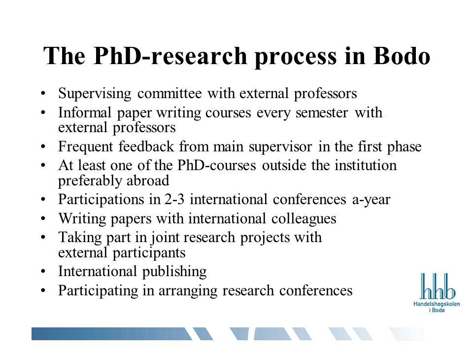 Phd Essay