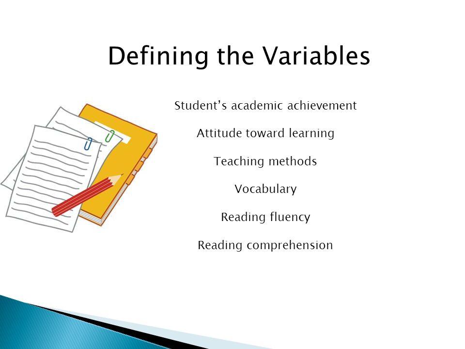 vocabulary toward reading comprehension