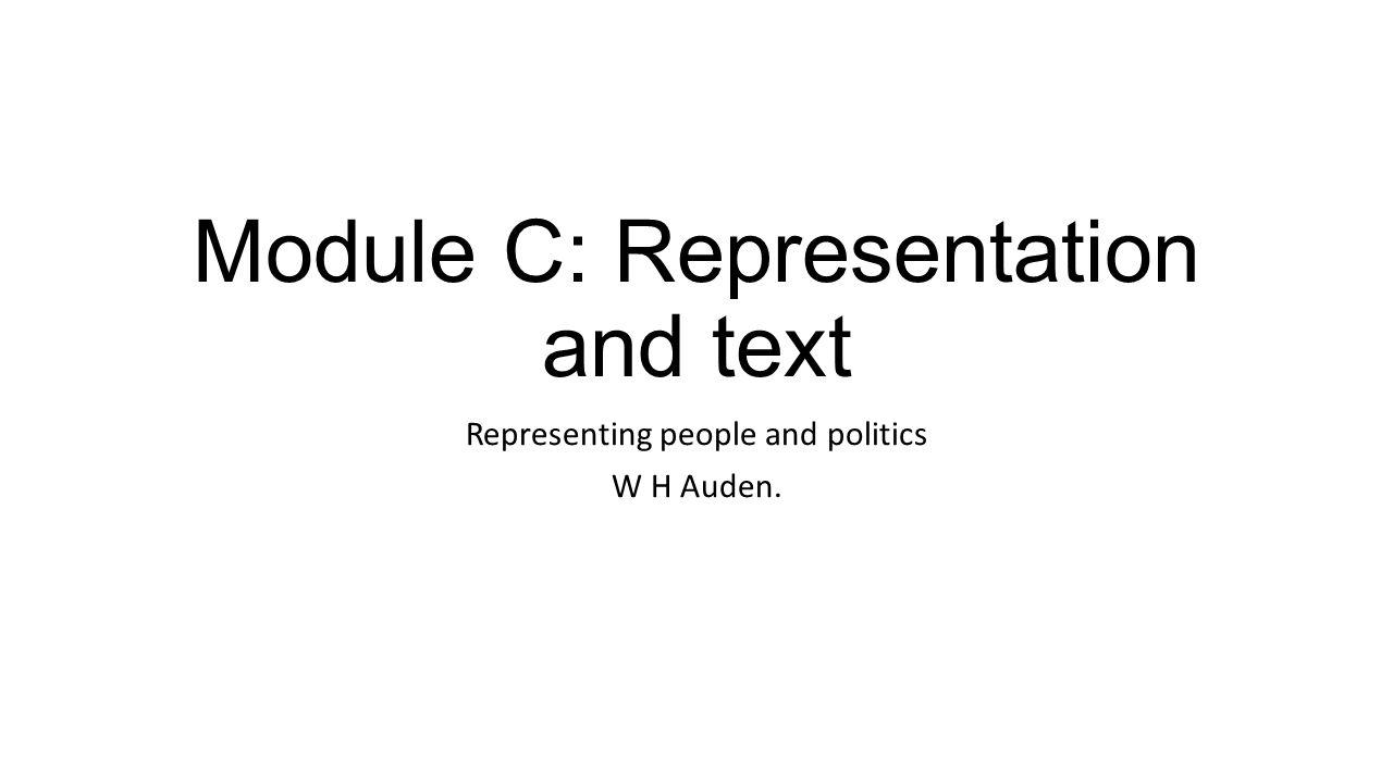 module c into the world essay  module c into the world essay
