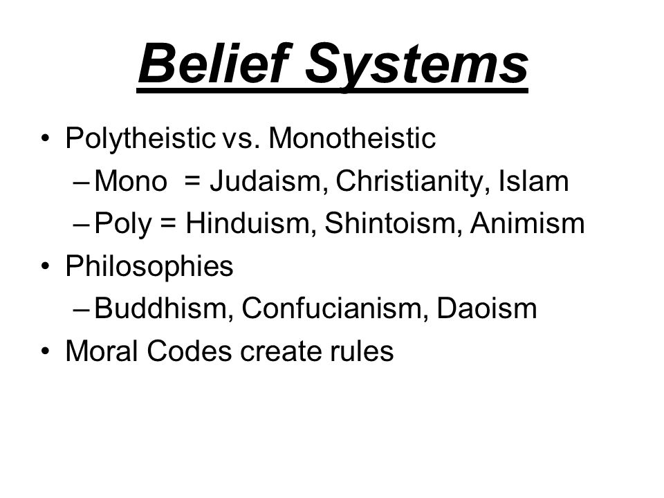 global regents thematic essay on belief systems