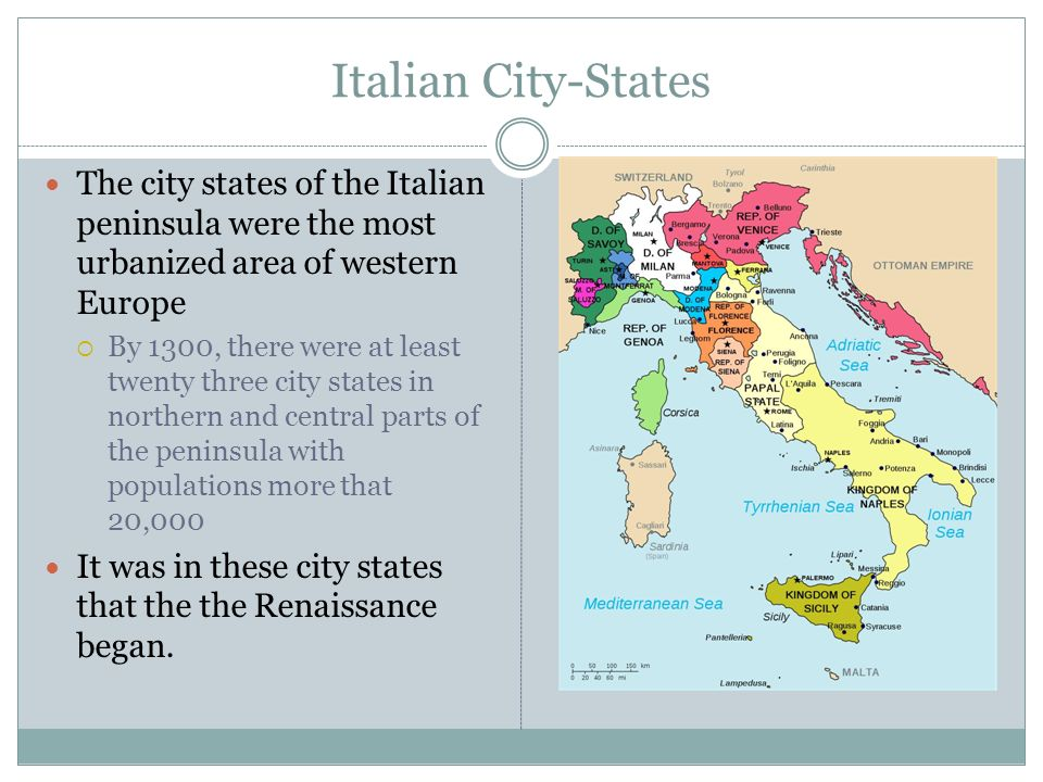 The italian renaissance objectives today we will be able to 6 italian city states sciox Choice Image