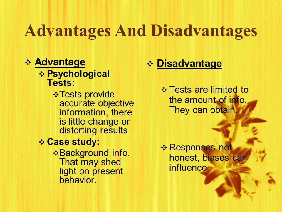 the psychological contract advantages and disadvantages Uses of learning contracts 3 advantages this paper discusses the use of a learning contract, the advantages and disadvantages the psychological contract.