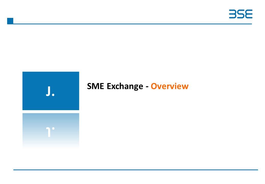 SME Exchange - Overview