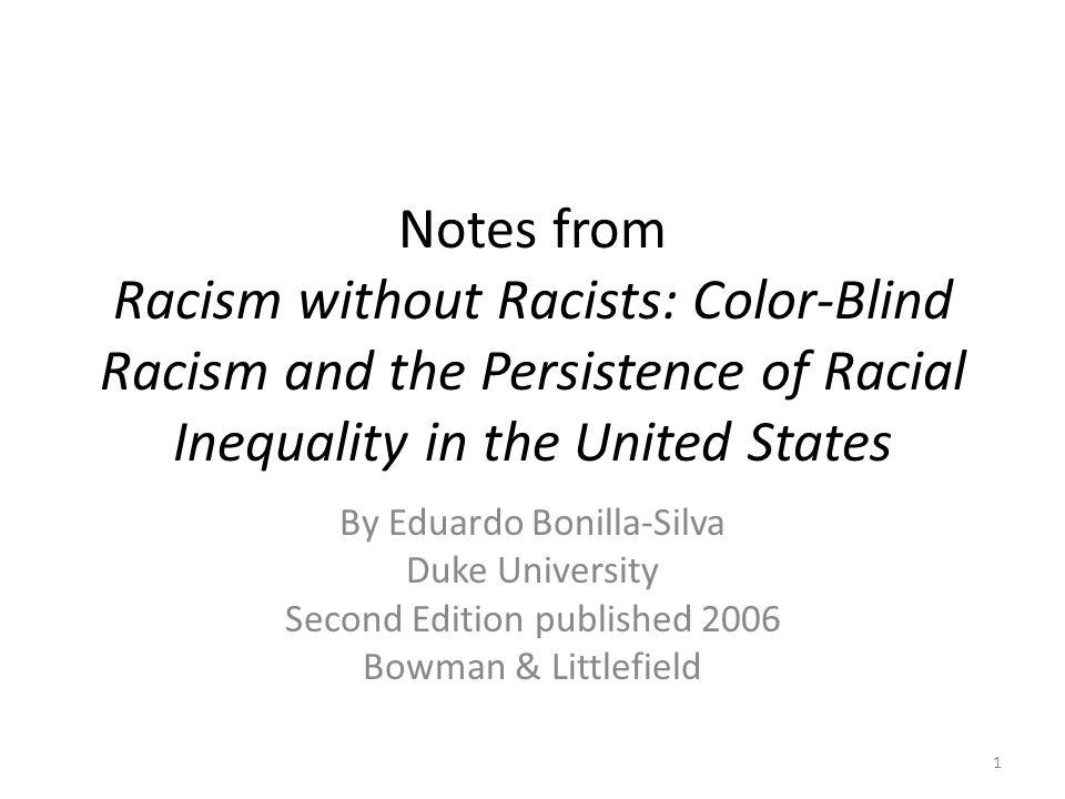 racial oppression essay