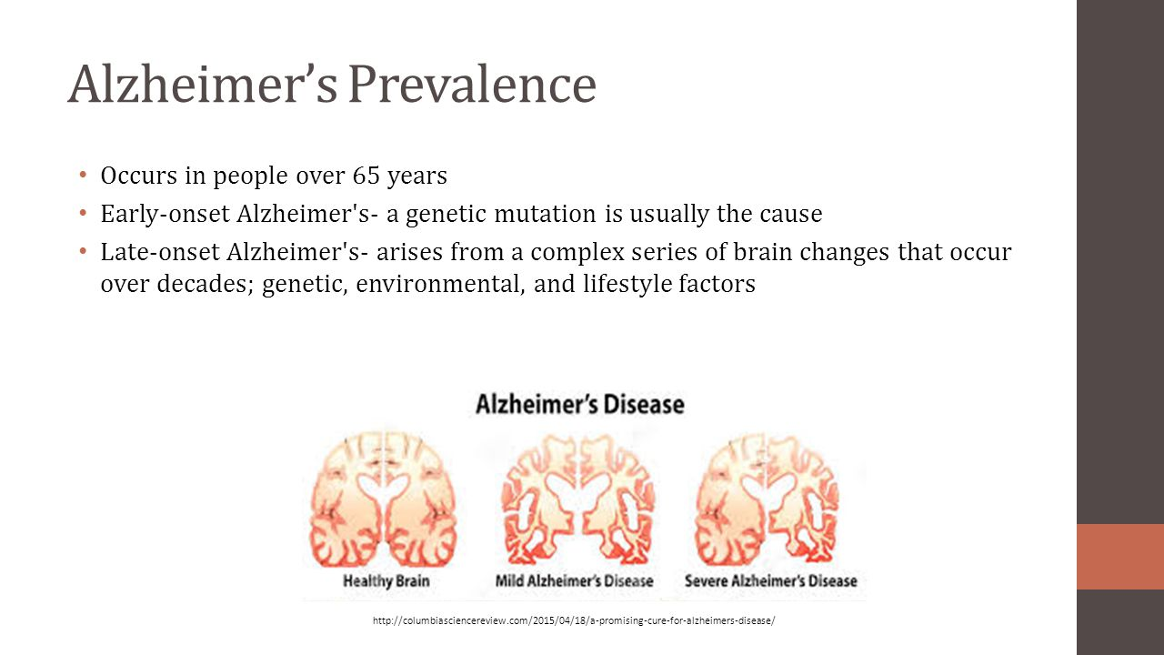 is pre alzheimers disease testing effective essay Lastly, spinal fluid testing is disputed because of the lack of equipment and resources i believe that pre-alzheimer's disease testing is effective.