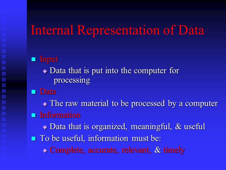 Binary System Presented by Mr. Wilhelmi