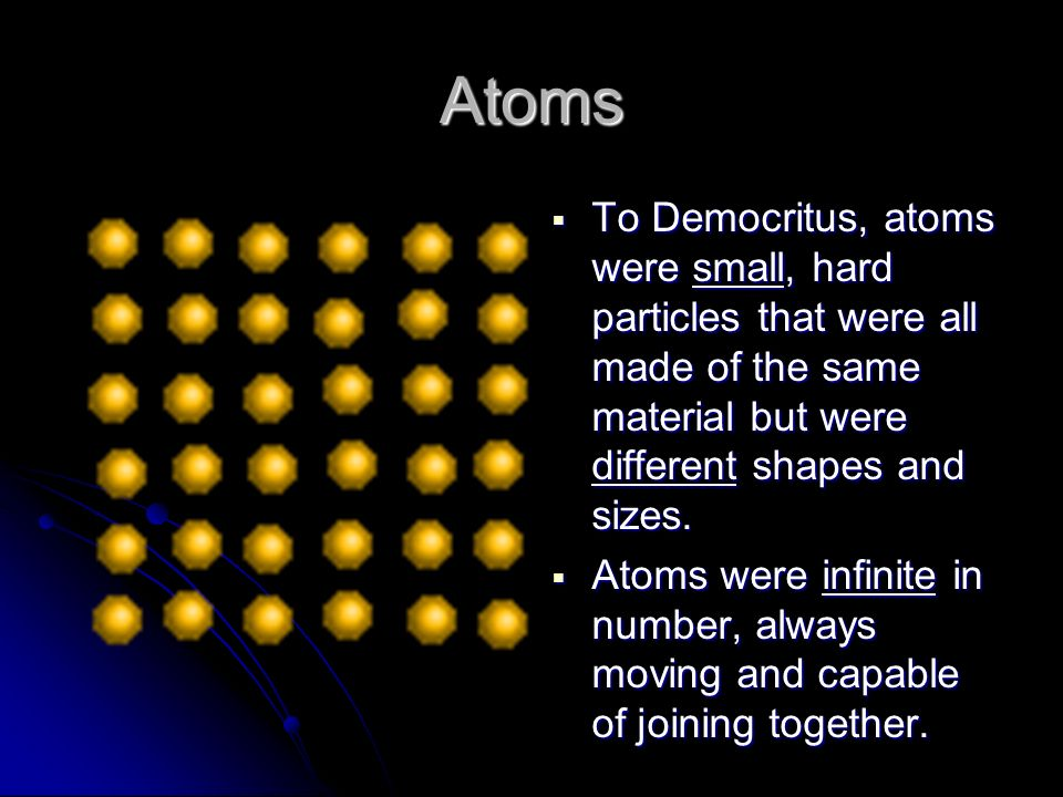 atom shape and size High school chemistry/atomic size from wikibooks, open books for an open world the result of all of this is that the atom's size will be larger.