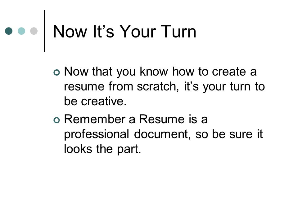 How To: Resume Mock Interview Day Prep. Step-By-Step This resource ...